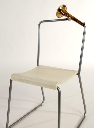 musique avec des objets d tourn s. Black Bedroom Furniture Sets. Home Design Ideas